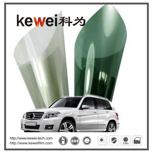 High insulation car window screen tint and dyed film,anti-explosion,99% UV rejection sunshade window film, Reflective film, Primary Film(TT50G)
