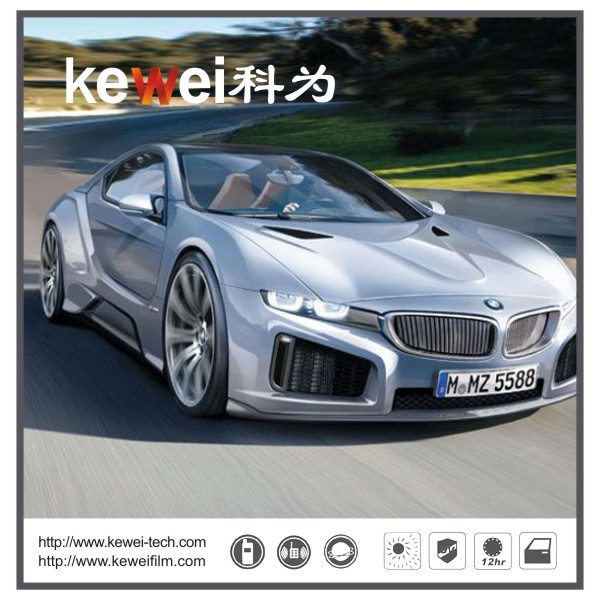100% UV rejection sunshade window film, The full effect of melanin protects skin membrane,World class leading automotive skin membrane HF-70