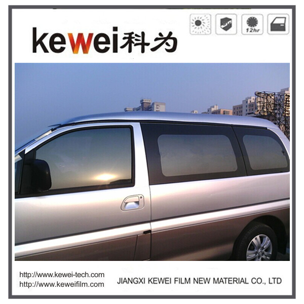 Anti-explosion,99% UV rejection sunshade window film, Reflective film, Primary Film, American Sputter technique SP15K