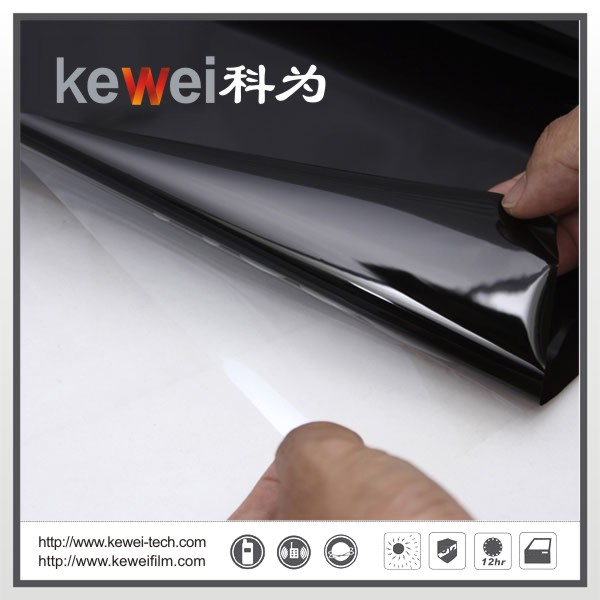 Window glass film/energy saving and cheap prices,99% UV rejection sunshade window film, reflective film(PK808)