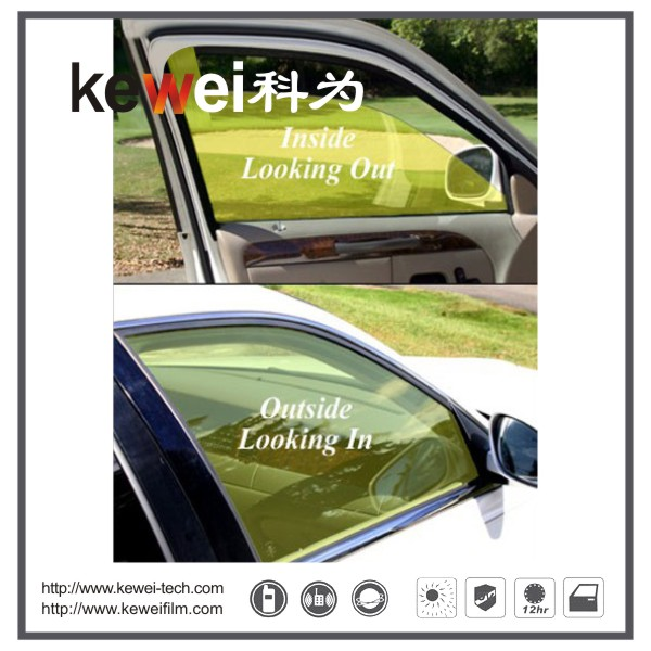 Window glass film/energy saving and cheap prices,99% UV rejection sunshade window film, reflective film(PK1180)
